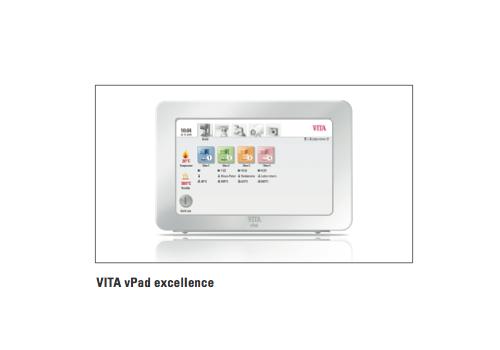 vPad excellence - Forno per ceramica VACUMAT 6000MP