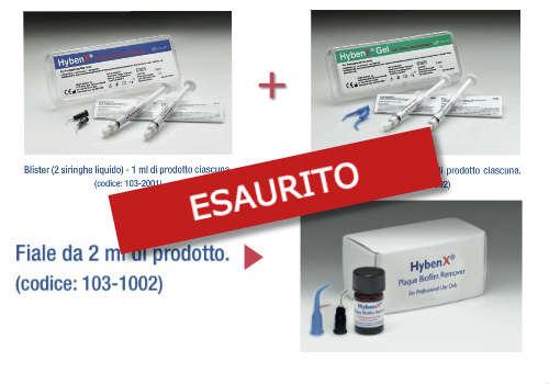 HybenX elimina biofilm batterico
