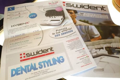Swident dental chairs, Frank Dental burs, Xdrill hydro sinus lifting