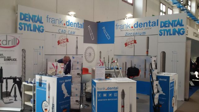 Dental Styling and Frank Dental at Italian Dental Show 2017