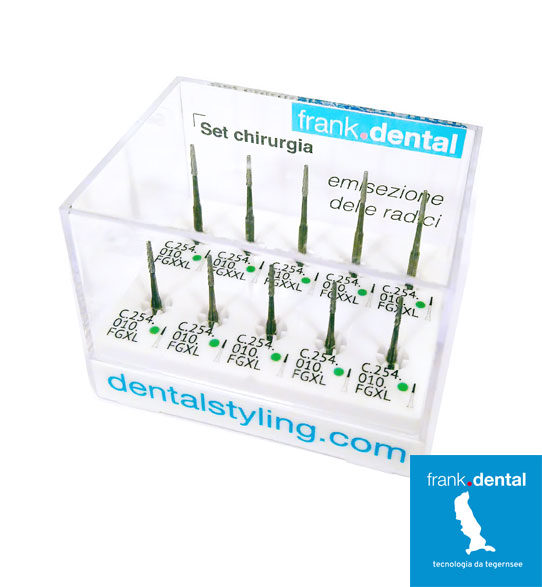 surgery dental burs