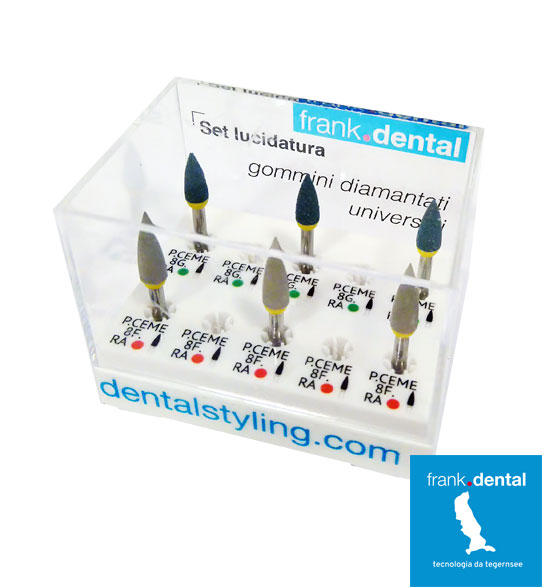 dental diamond polishers