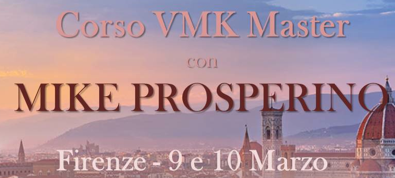 Corso VMK Master Firenze