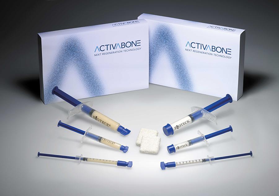 paste ossee di nuova generazione Activabone di Bioteck
